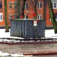 Памятник вождю  5 :: Сергей