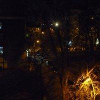 А под окном фонарь... :: Татьяна Юрасова