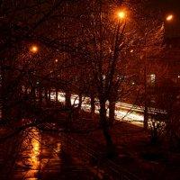 Дождливый вечер :: Андрей + Ирина Степановы