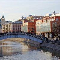 Каналы и мосты... :: марк