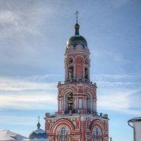 Церковь Ефрема Сирина и Неонилы Мученицы в Вышневолоцком Казанском монастыре :: Константин