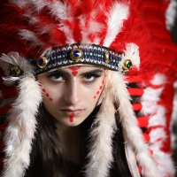 Индейские истории :: Екатерина Бражнова