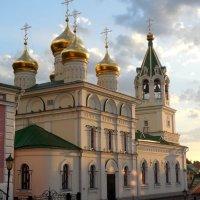 Храм в Нижнем Новгороде :: Надежда