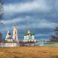 Кремль в Коломне :: Юлия Батурина