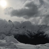 Горы Кавказа :: Katerina Sheglova