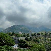 Древний город Бар у горы Румия :: Наталья Т