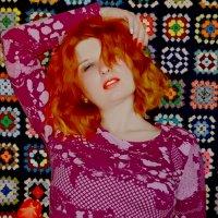 Мари рыжая бестия :: Роза Бара