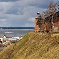 Крепость на Дятловых горах :: Вячеслав Маслов
