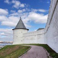 Казань.Кремль.Безымянная круглая башня. :: * vivat.b *