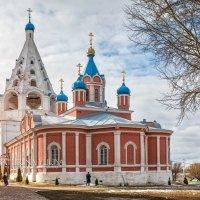 Церковь Тихвинской Богоматери в Коломне :: Юлия Батурина