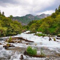 Горная река :: santamoroz