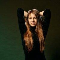 портрет девушки :: Елена Соловьева