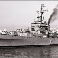"Argentine light cruiser ""La Argentina"". :: Александр"