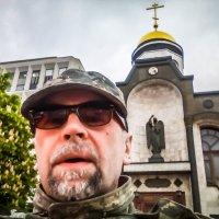 Храм Часовня Казанской Божией Матери :: Сергей Янович Микк