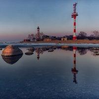 Любимое место шепелевский маяк :: Елена Маковоз