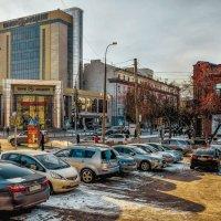 город, утро :: Dmitry i Mary S