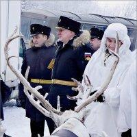 К параду готовы... :: Кай-8 (Ярослав) Забелин