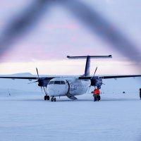 BOMBARDIER DHC-8-200 :: Юрий Харченко