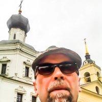 Храм Успения Пресвятой Богородицы в Казачьей Слободе :: Сергей Янович Микк