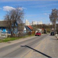 Одноэтажный и многоэтажный Витебск. :: Роланд Дубровский
