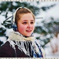 Румянец зимы :: Лидия (naum.lidiya)