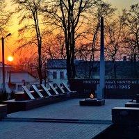 Два огня. :: Константин Иванов