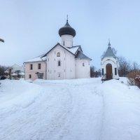Церковь Симеона Богоприимца в Покровском Зверином монастыре :: Константин