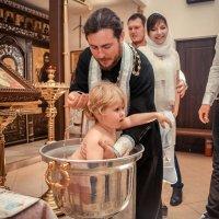 Таинство Крещения :: Виктория Воронцова