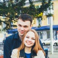 Красивая пара :: Евгений Князев