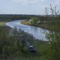 Река Миус :: Владимир Стаценко