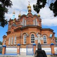 Покровская церковь в Константиновске :: Надежда
