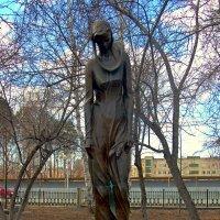 Памятник воинам-интернационалистам :: Сергей Карачин