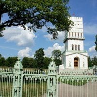 Белая башня (детский музейный центр) :: Елена Павлова (Смолова)