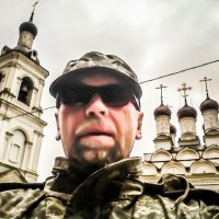 Храм Святителя Николая в Голутвине :: Сергей Янович Микк