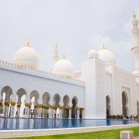 Белая мечеть :: Liudmila Antonova