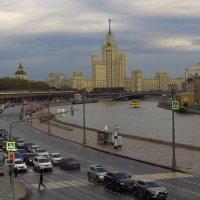 Москва! Как много в этом звуке ... :: Андрей Лукьянов