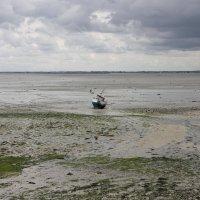Приливы и отливы в Канкаль :: ZNatasha -