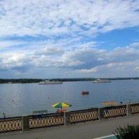 Волга, Самара. :: Надежда
