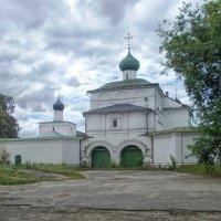Макариево-Унженский монастырь :: Галина Каюмова
