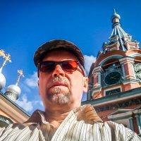 Храм Святителя Григория Неокесарийского на Полянке :: Сергей Янович Микк