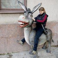 скачи мой ослик скачи!!!! :: София