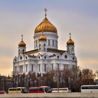 Храм Христа Спасителя :: Ольга Малышева