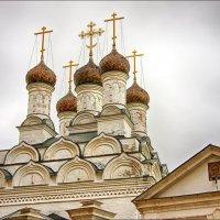 Кресты и купола... :: марк