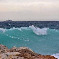 Волна :: Nina Karyuk