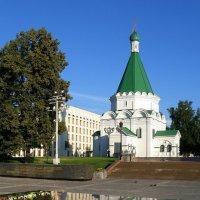 Нижегородский Кремль :: Vlad Сергиевич