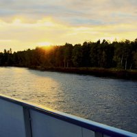 Курс Ладожское озеро :: Nikolay Monahov