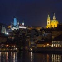 Мала Страна. Прага. :: Игорь Державин