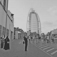 Отель Burj Al Arab Jumeirah :: Raduzka (Надежда Веркина)