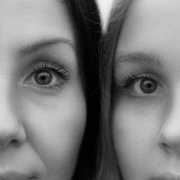Мать и дочь :: Сергей Калистратов