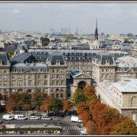 Крыши Парижа. :: Anna Gornostayeva